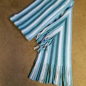 Accessories - Verticle Striped Scarf